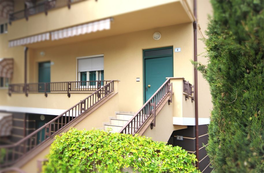 Esterni appartamenti Magnani Misano