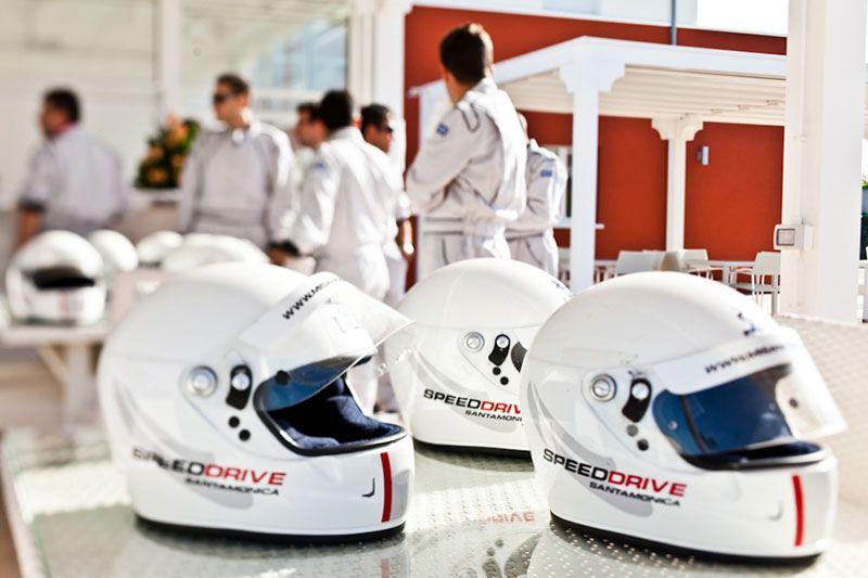 Scuola piloti al circuito mondiale