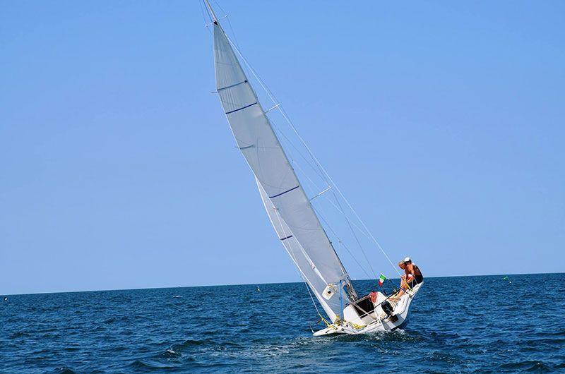 Uscite in barca a vela